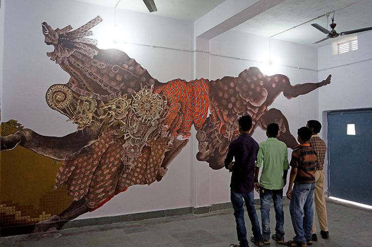 wall art festival official website